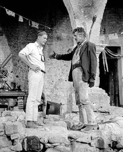 robert-ryan-sam-peckinpah-foto