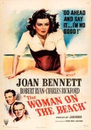 una-mujer-en-la-playa-cartel