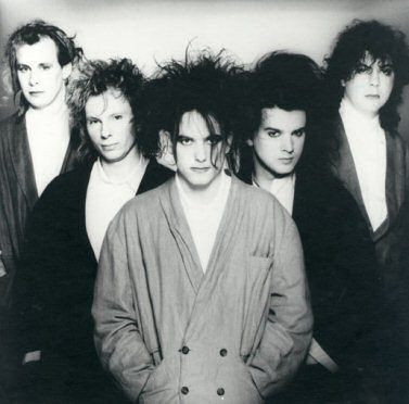 the-cure-fotos-80s