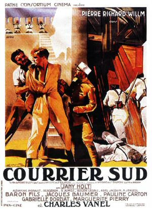 courrier-sud-poster