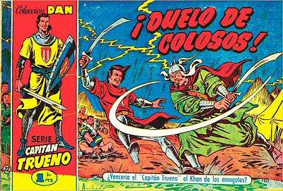 capitan-trueno-comic-victor-mora