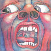king crimson in the court of crimson king cover review portada