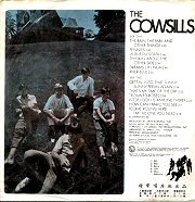 the cowsills back cover contraportda discos albums