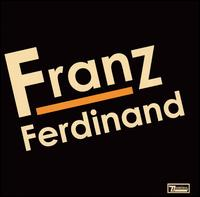 franz ferdinand 2004 album cover portada album review