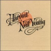 neil young harvest album review cover portada disco