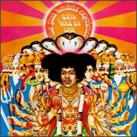 jimi hendrix experience album review cover axis bold as love disco