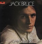 jack bruce songs for a taylor album portada cover
