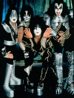 kiss grupo hard rock biography discos albums