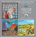 Little feat triple album collection album cover portada