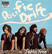 pacific drift band rock discografia
