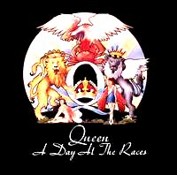 queen a day at the races album review portada cover disco