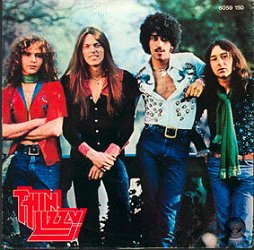 thin lizzy albums discos