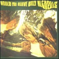 billy nicholls would you believe cover portada disco album review