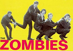 the zombies discos albums pictures