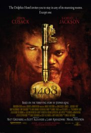 1408 cartel critica movie review poster