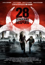 28 semanas despues cartel critica 28 weeks later