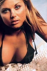tiffani amber thiessen fotos pictures