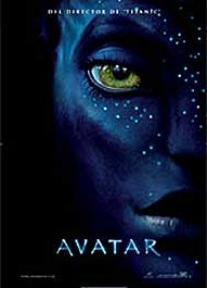 avatar movie poster review cartel pelicula