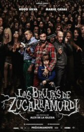 las brujas de zugarramurdi cartel poster movie review pelicula