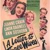 Carta A Tres Esposas (1949) de Joseph L. Mankiewicz