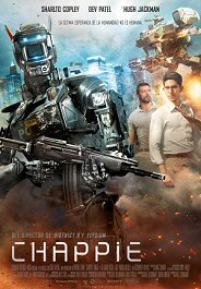 chappie movie review critica pelicula cartel poster