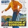 Cita en Sundown (1957) de Budd Boetticher