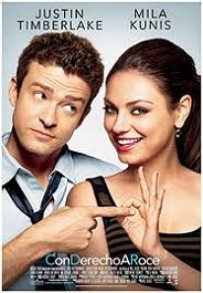 con derecho a roce cartel poster movie pelicula friends with benefits