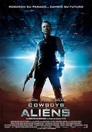 cowboys and aliens poster cartel