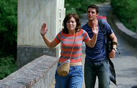 chasing liberty movie review critica de pelicula