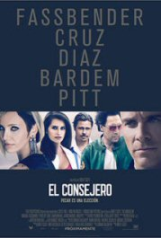el consejero the counselor movie review poster cartel pelicula