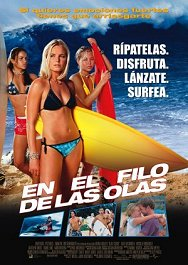 kate bosworth en el filo de las olas movie poster cartel pelicula