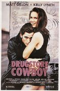 drugstore cowboy movie poster gus van sant