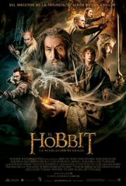 el hobbit la desolación de smaug pelicula movie review desolation of