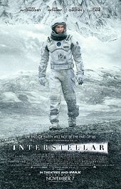 interstellar movie poster cartel pelicula critica de