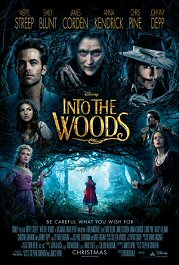 into the woods cartel critica pelicula