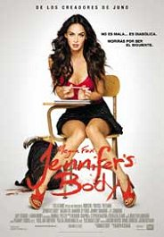 jennifers body critica cartel pelicula movie poster