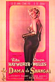 la dama de shanghai movie review poster cartel pelicula the lady from
