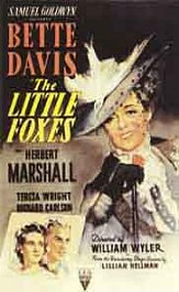 la loba the little foxes movie poster cartel pelicula