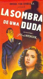 la sombra de una duda the shadow of doubt movie poster cartel review