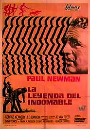 la leyenda del indomable cool hand luke movie poster cartel pelicula