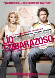 lio embarazoso cartel pelicula movie poster knocked up