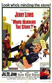 lio en los grandes almacenes jerry lewis movie poster whos minding the store