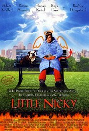 little nicky poster cartel pelicula