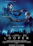 looper cartel pelicula