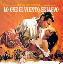 lo que el viento se llevo movie review pelicula cartel gone with the wind