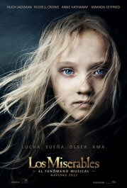 los miserables cartel poster pelicula