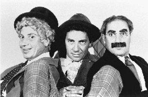Hermanos Marx foto