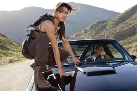 michelle rodriguez a todo gas pelicula