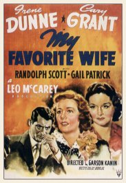 mi mujer favorita my favorite wife movie cartel poster pelicula critica