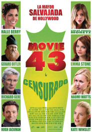 movie 43 movie poster cartel pelicula